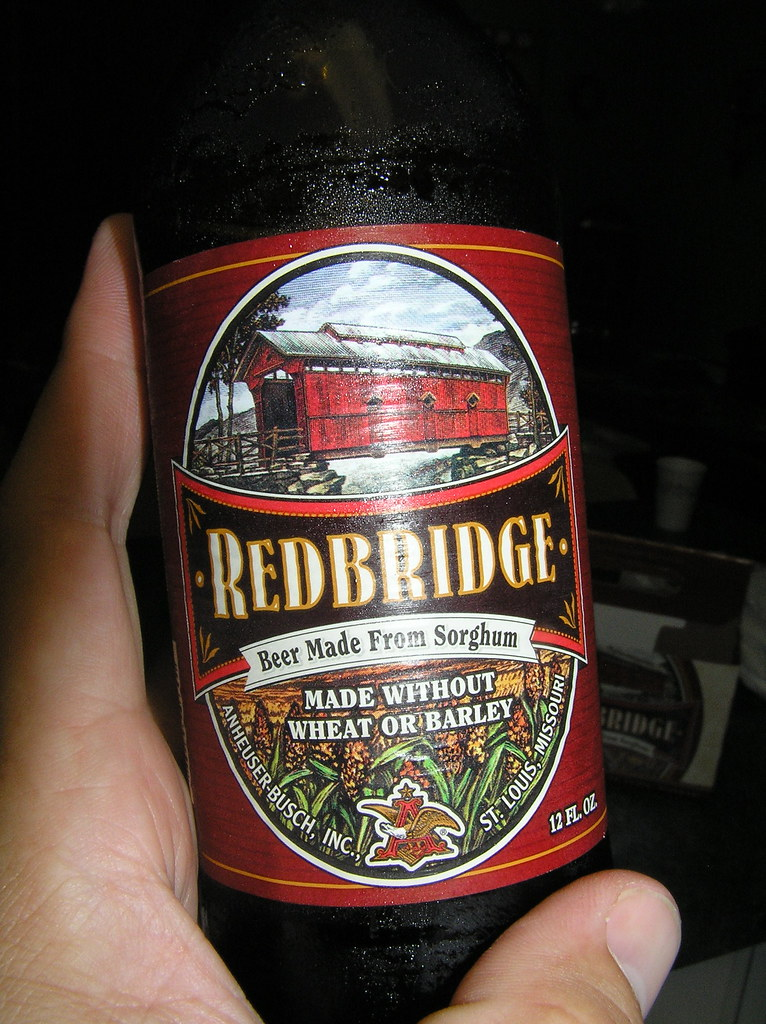 Redbridge Gluten Free Sorghum Beer Redbridge Sorghum Beer New