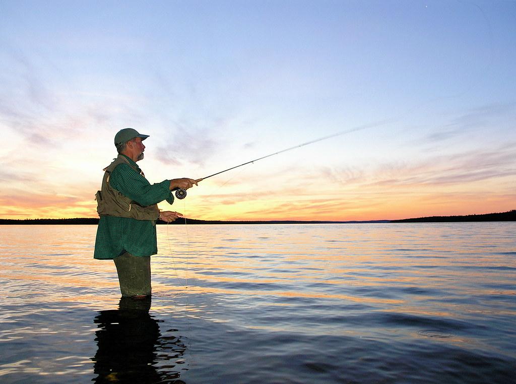 секрет улова на рыбалке