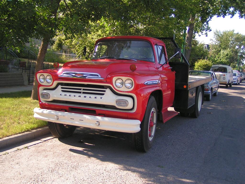 1959 Chevrolet Spartan Truck 1959 Chevrolet Spartan