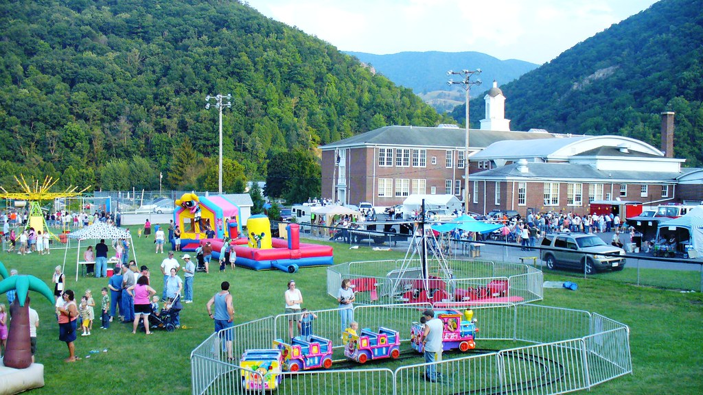 pendleton county fair