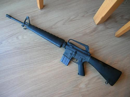 AR-15A1 | Flickr - Photo Sharing!