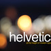helvetica - at the height of modern typography