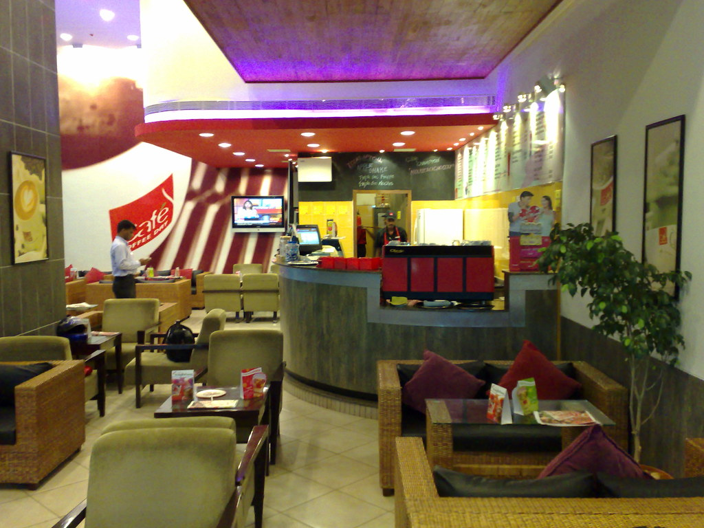 Cafe Coffee Day Franchise Cost In Tamilnadu
