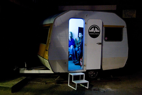 Mobile Cinema at BLOC assembly 6 | by Dan Sumption