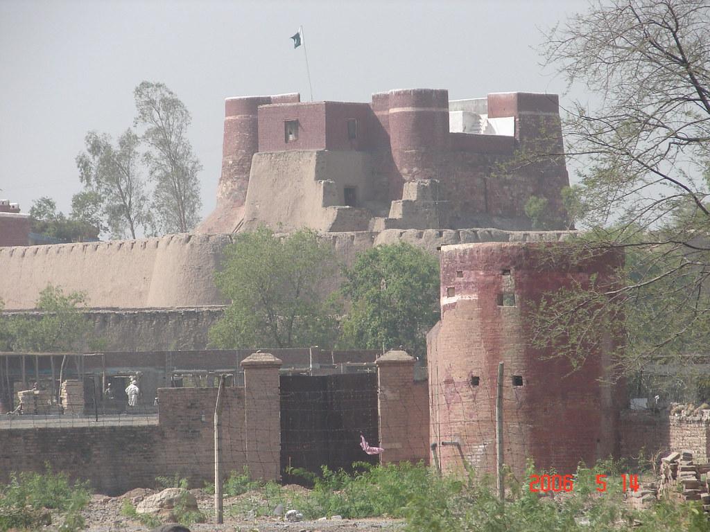 Jamrud Fort in Pakistan 1074 Fort Jamrud