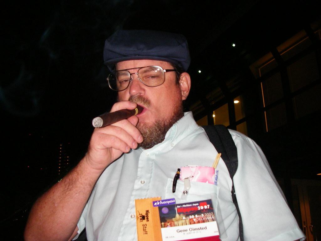 Ass Cigar 107