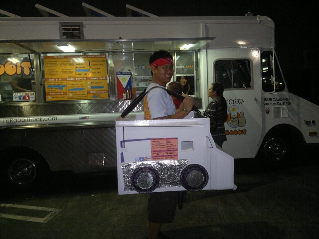 Trending Food Truck Menus