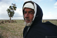 Portrait of shepherd. Rural Morocco | by World Bank Photo Collection