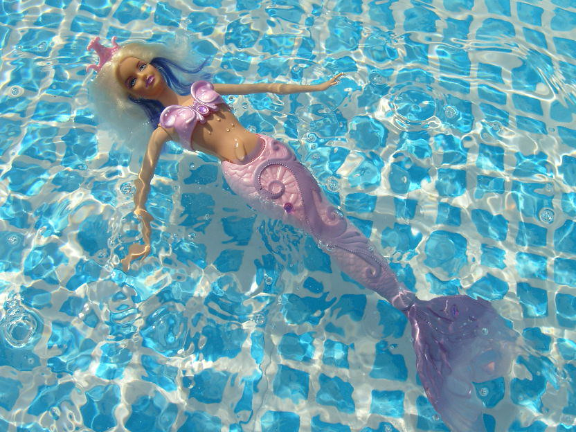 Barbie fairytopia sir ne small photo shoot with my dolls i flickr - Barbie barbie sirene ...