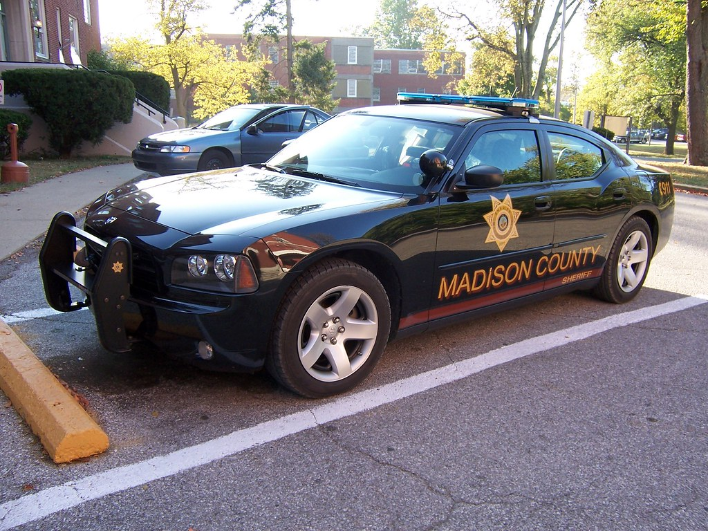 Madison Co., KY Sheriff | Stopped at Eastern State for a ...