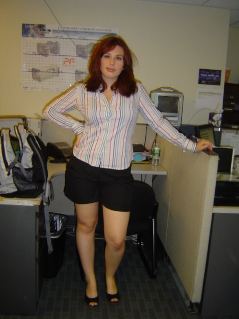 Erin The Office Slut  Jessica Kravitz  Flickr-6957