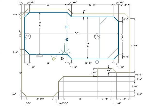 How to read construction engineering drawings