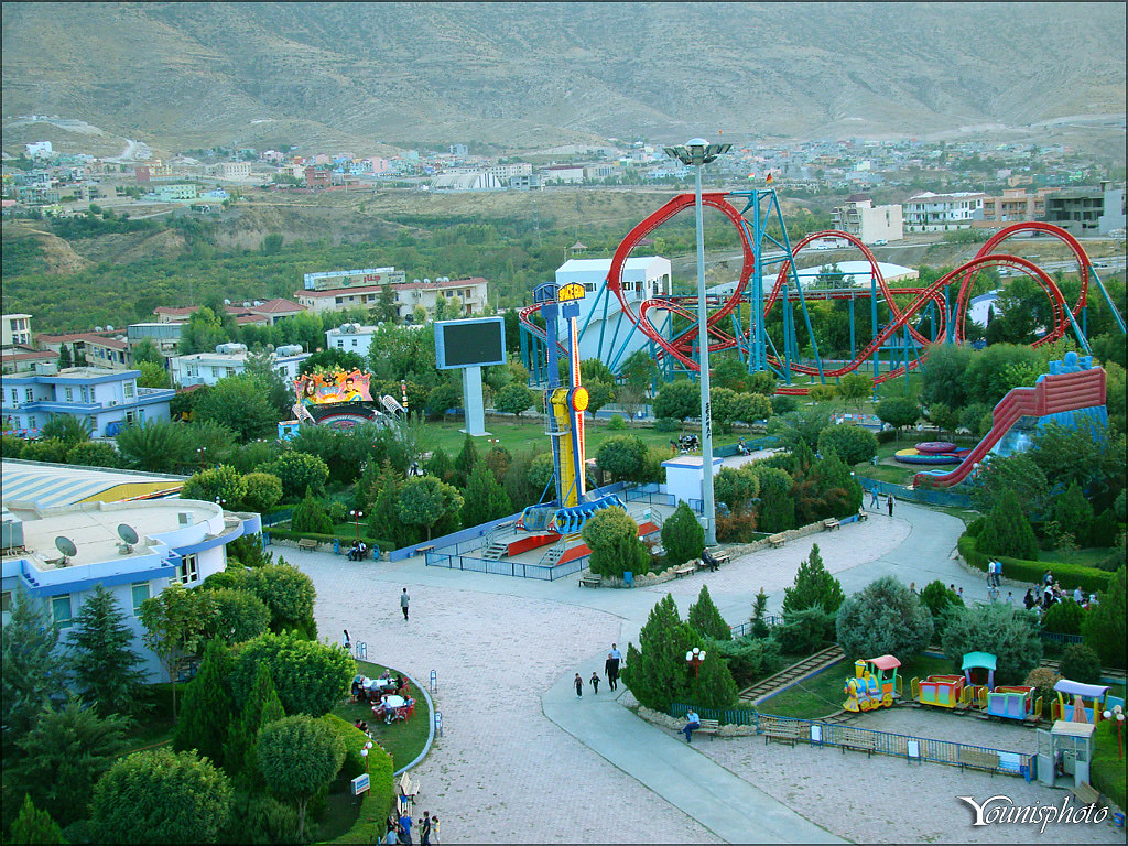 dream city in dohuk iraq