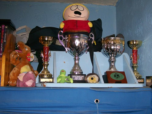 Trophys and teddys | by moonpir