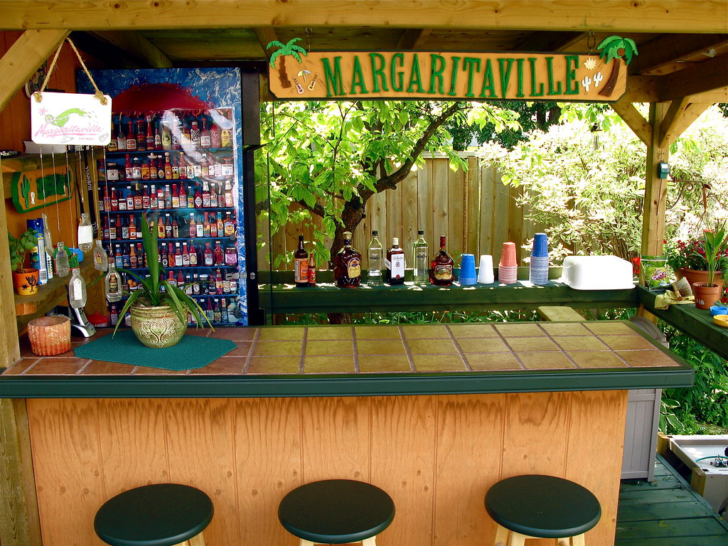 Margaritaville Our Backyard Margaritaville Bar Ken
