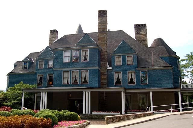 Halliehurst On The Campus Of Davis And Elkins College