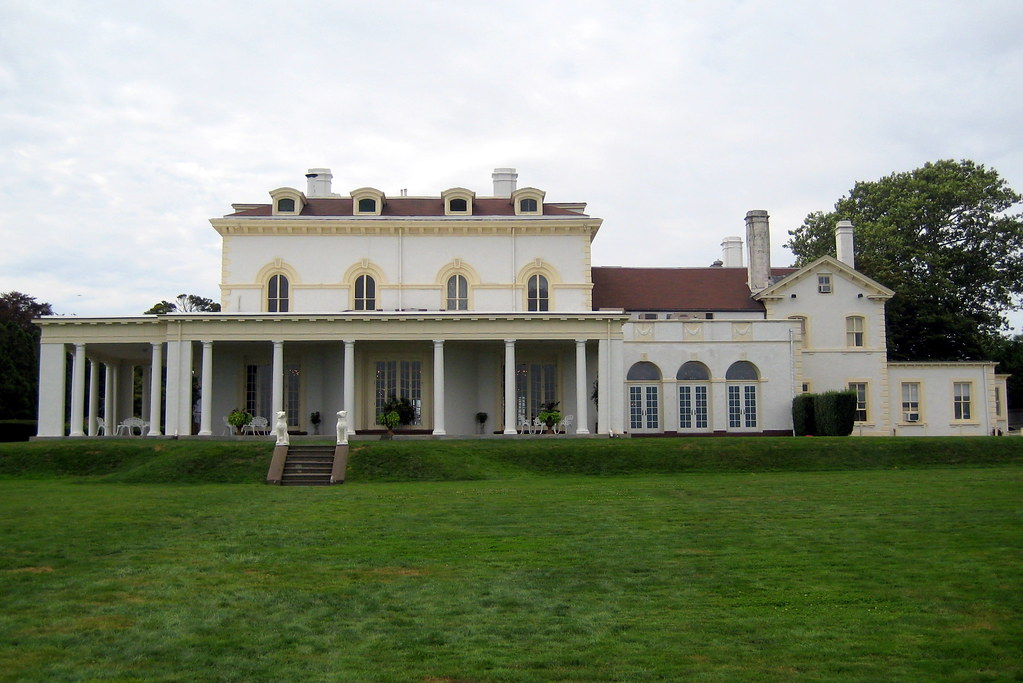 Mansion In Rhode Island For Sale