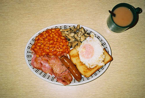 mid week full english | by lomokev