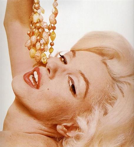Nacktes Anhalterfoto Marilyn Monroes