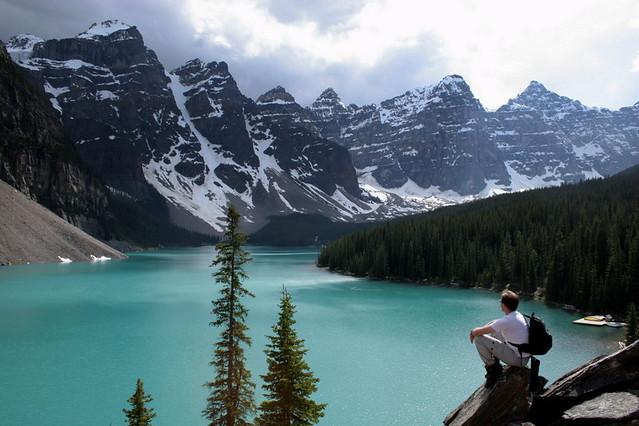 Jezero koje ostavlja bez daha: kanadsko jezero Morein 616735280_eb13253973_z