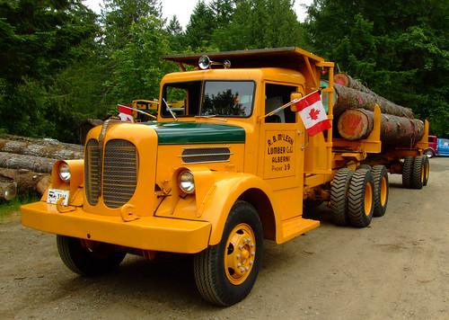 Hayes Logging Truck Flickr Photo Sharing
