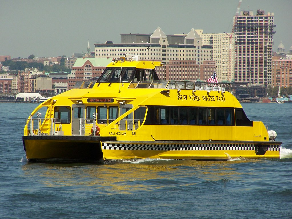 New York City Water Taxi Jobs