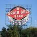 Grain Belt Beer Billboard