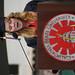Student Speaker, Debra-Lee Sawyer