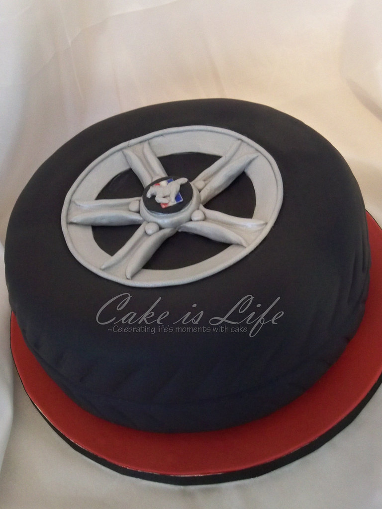 Images Of Tire Cakes