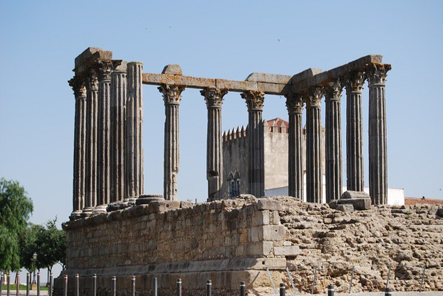 Temple of Diana  Built by the Romans in 1st or 2nd century …  Flickr