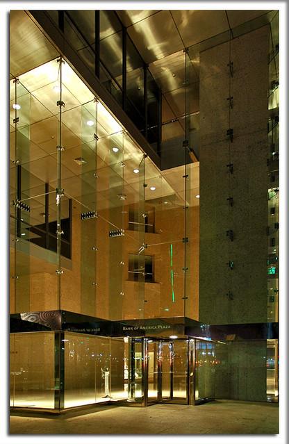 Bank of America Plaza - Lobby   Dallas, TX   Justin ...