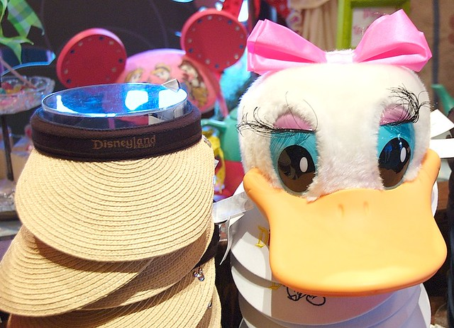 Mad Hatter Hat Daisy Duck Hat at Mad