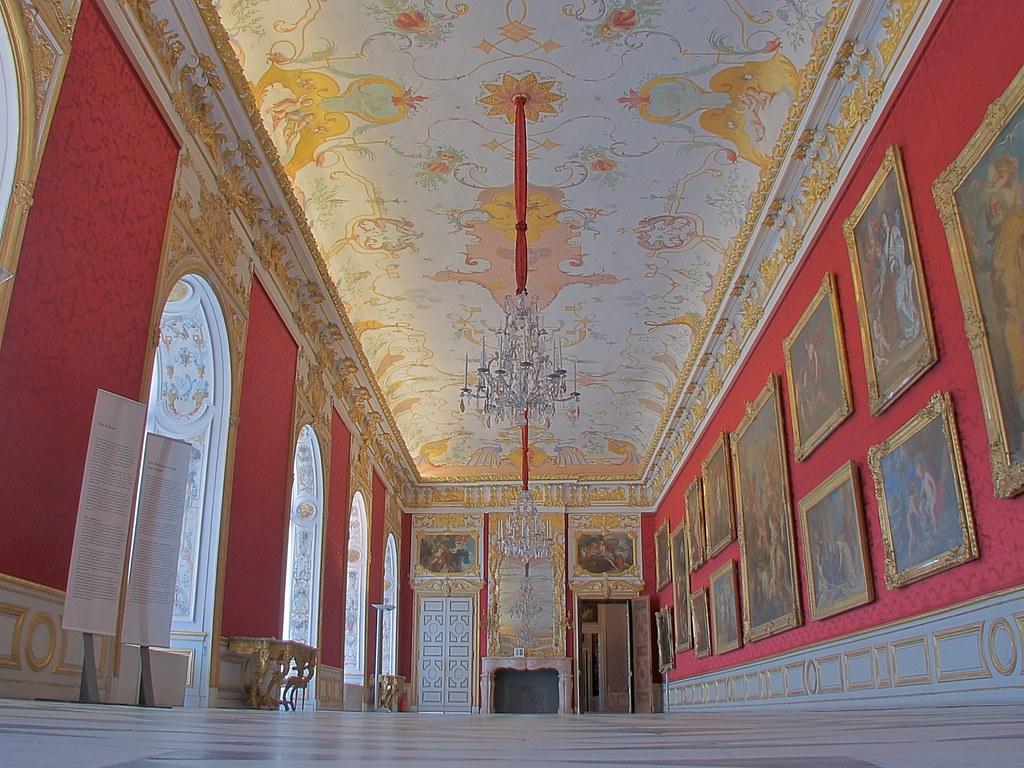 New Schleissheim Palace Interior Flickr