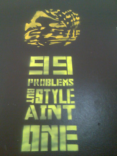 99 problems but style aint one | by james.faction