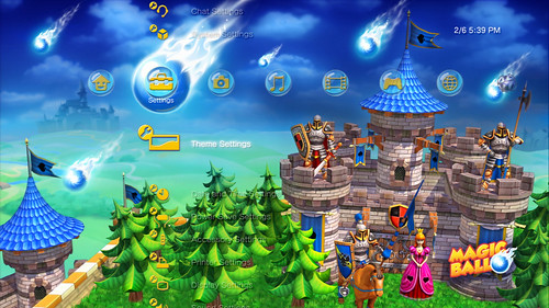 Magic Ball Theme 2 | by PlayStation.Blog