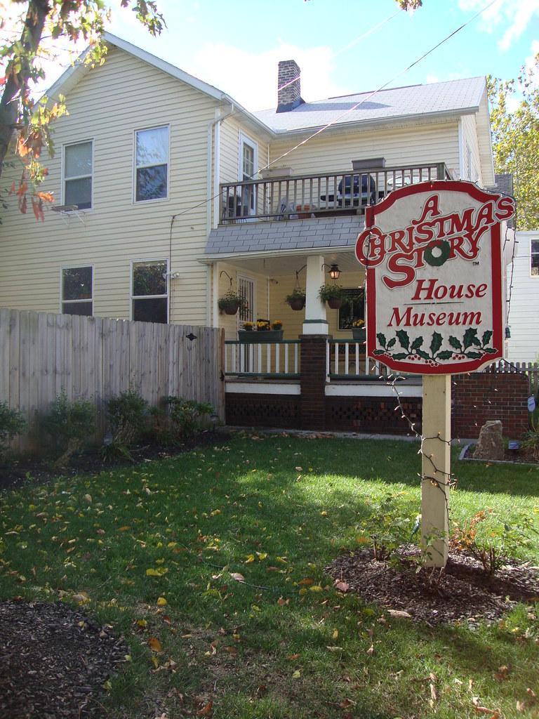 A Christmas Story House A Christmas Story House Museum