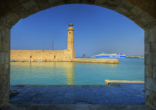 Port of Rethymno | by Wolfgang Staudt