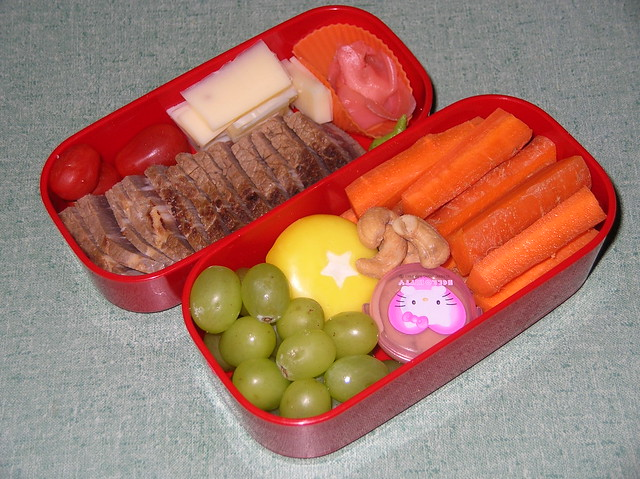 tuesday bento 20 the cashews were the only thing i had t flickr photo sharing. Black Bedroom Furniture Sets. Home Design Ideas