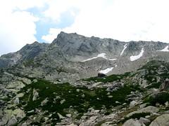Lac de Bastani - Monte Renosu
