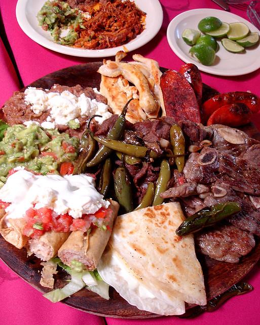 Best Mexican Food Restaurant On San Antonio Riverwalk