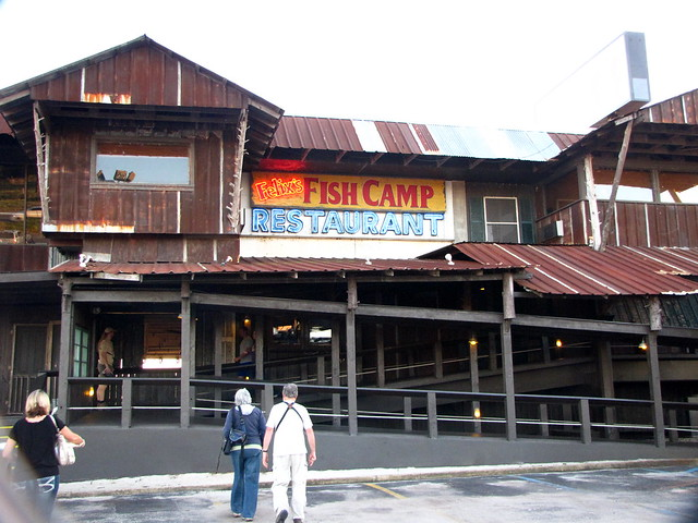 Felix 39 s fish camp grill near mobile al flickr photo for Felixs fish camp