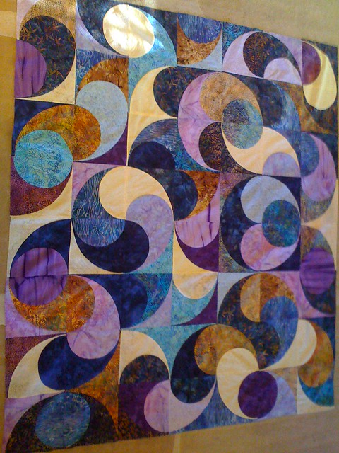Our Crazy Batik Quilt Flickr Photo Sharing