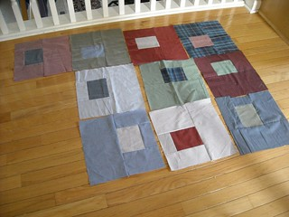 blocks for Grandma's quilt | by vickivictoria