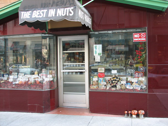 Nut House The Best In Nuts Taken While Wandering San