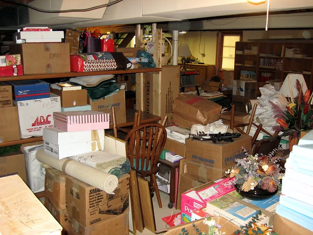 The Basement Part 2 The Other Side Of The Basement Of