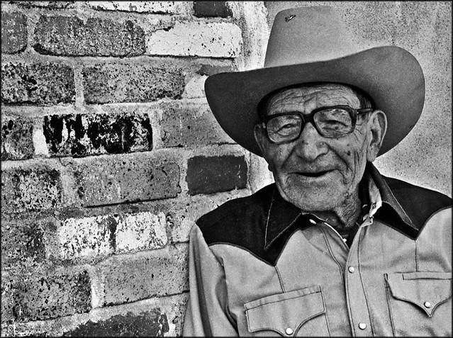 Elderly Mexican-American manMexican American Man
