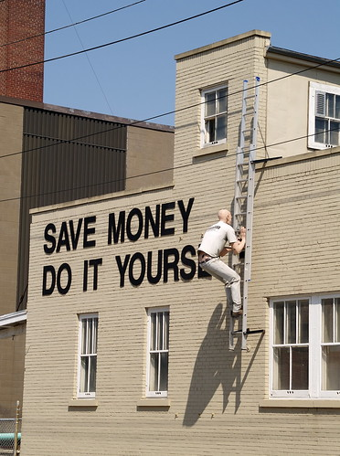Save Money, Do It Yourself | by colros
