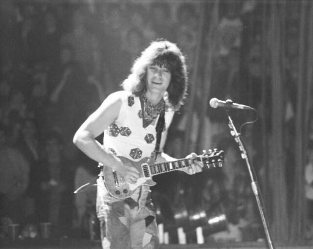 Eddie Van Halen 1984 Eddie Van Halen 1984