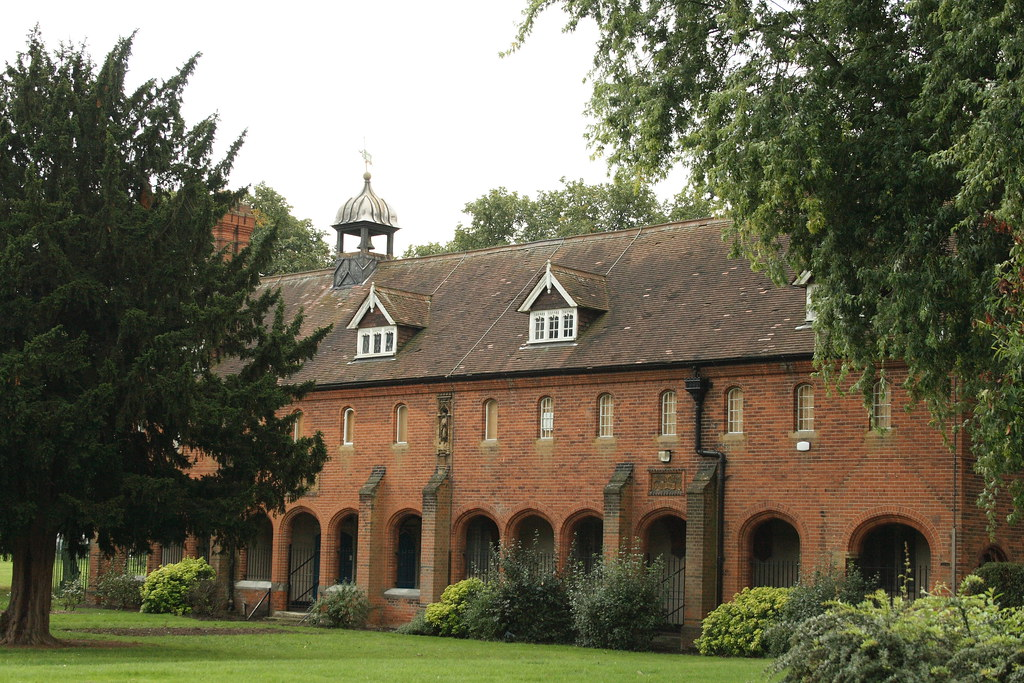 Old Ashburton Library And Former Woodside Convent