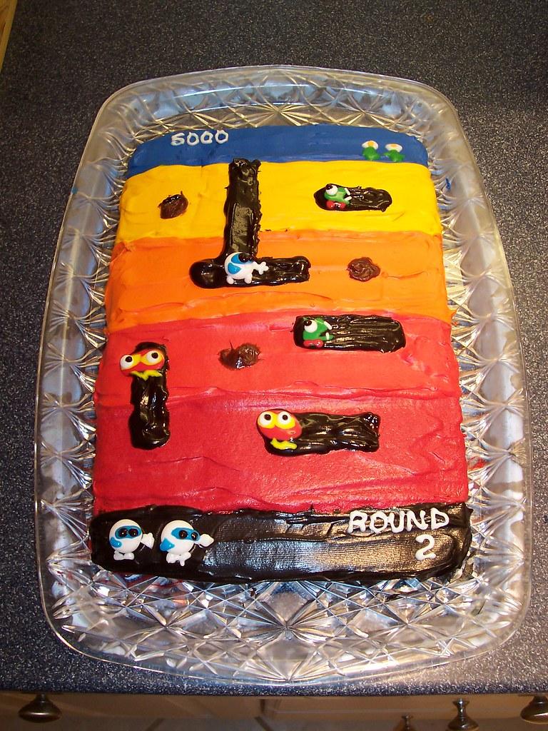 My birthday cakez - 1 10